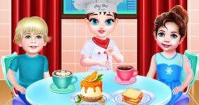 Baby Taylor Café Chef