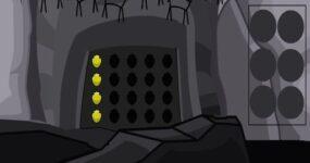 Stone Cave Forest Escape
